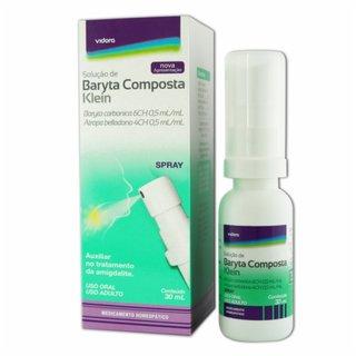 Baryta Composta Klein Spray 30ml