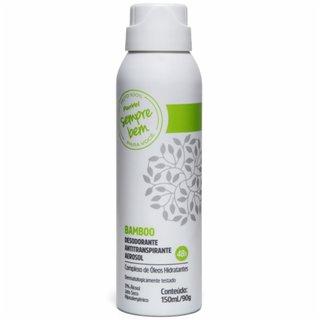 Desodorante Aerosol Panvel Sempre Bem Bamboo 150ml