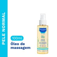 Oleo De Massagem Mustela 110ml
