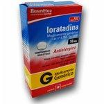 Loratadina 10mg 12 Comprimidos Biosintética Genérico C