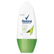 Desodorante Roll-On Rexona Women Bamboo E Aloe Vera 50ml
