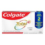 Kit Creme Dental Colgate Total 12 90g