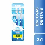Escova Dental Oral-B Indicator Plus 30 Leve 2 Pague 1