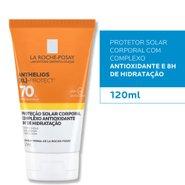 Protetor Solar Corporal La Roche Posay Anthelios Xl Protect Fps70 120ml