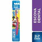 Escova Dental Infantil Oral-B Stages 2 Extra Macia 2 A 4 Anos