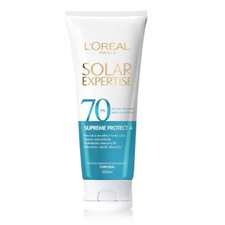 Protetor Solar L'oreal Solar Expertise Supreme Protect Fps70 200ml