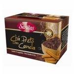 Chá Preto C/Canela Lifar Sanitas 15 Saquinhos