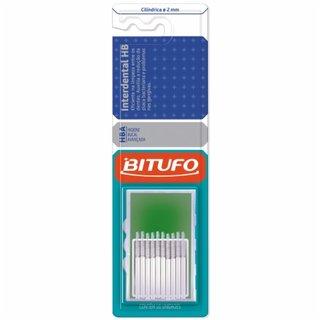 Escova Interdental Bitufo Hba Cilindrica 2mm