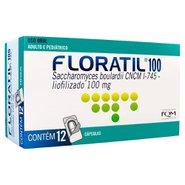 Floratil 100mg C/12 Cápsulas Blister