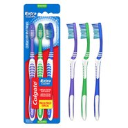 Escova Dental Colgate Extra Clean Leve 3 Pague 2