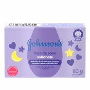 Sabonete Johnson's Baby Hora Do Sono 80g