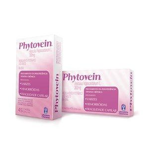 Phytovein 300mg 45 Cápsulas