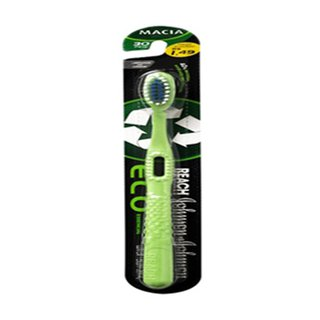 Escova Dental Johnson's Reach Eco Essencial Macia