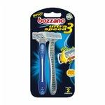 Aparelho De Barbear Bozzano Ultra Speed C/2
