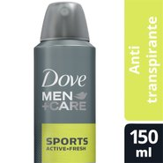 Desodorante Aerosol Dove Men Sports 150ml