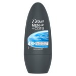 Desodorante Dove Men Clean Comfort Roll-on 50ml