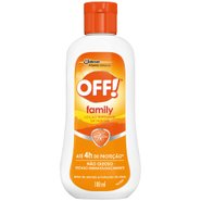 Repelente Off Family Loção 100ml