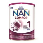 Nestle Nan Comfor 1 Formula Infantil Lata 400g