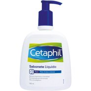 Sabonete Líquido Cetaphil 300ml