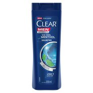 Shampoo Clear Ice Cool Menthol 200ml