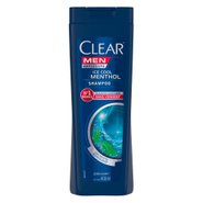 Shampoo Clear Ice Cool Menthol 400ml