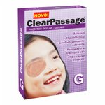 Protetor Ocular Clearpassage Grande C/10 Unidades