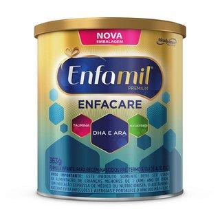 Fórmula Infantil Enfamil Enfacare Premium Lata Com 363g