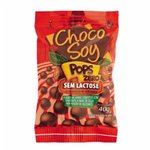 Chocolate Chocosoy Pops Zero 40g