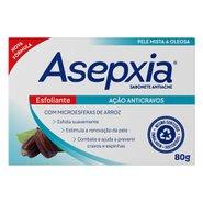 Sabonete Barra Asepxia Antiacne Esfoliante 80g