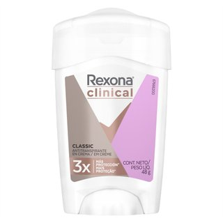 Desodorante Stick Rexona Women Clinical Classic 48g