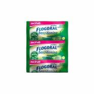 Flogoral Menta 3mg 4 Pastilhas Avulso