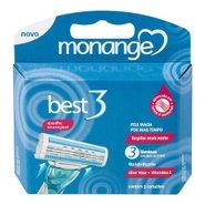 Carga Para Aparelho Monange Best 3