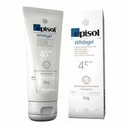 Protetor Solar Episol Whitegel Fps 45 60g
