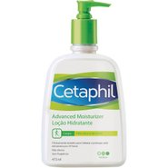 Loção Hidratante Cetaphil Advanced Moisturizer 473ml