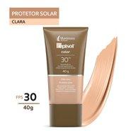 Protetor Solar Episol Color Pele Clara Fps 30 40g