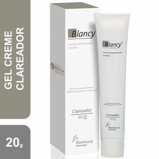 Gel Creme Clareador Blancy 20g
