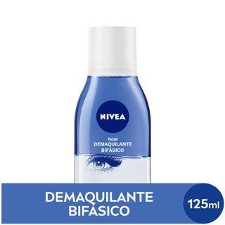 Demaquilante Bifásico Nivea Alta Performance 125ml