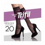 Meia 3/4 Trifil Eur 20 Natural Un
