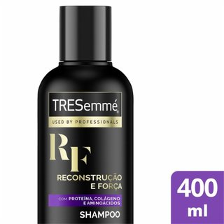 Shampoo Tresemme Reconstrução E Força 400ml