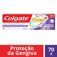 Creme Dental Colgate Total 12 Professional Gengiva Saudavel