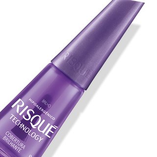 Base Para Unhas Risque Cobertura Brilhante Technology 8 Ml