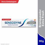 Creme Dental Sensodyne Branqueador Extra Fresh 90 G