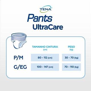 Roupa Íntima Tena Pants Ultra P/m Leve 8 Pague 7 Unidades