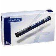 Caneta Aplicadora De Insulina Novopen 4