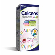 Calceos Kids Sol Oral 200ml