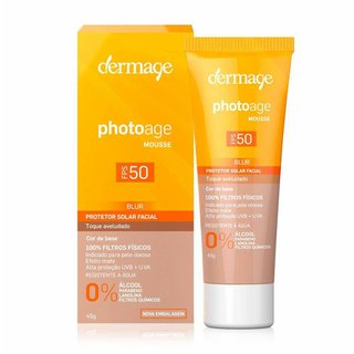 Dermage Photoage Mousse Fps 50