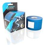 Bandagem Elastica Kinesiosport Azul