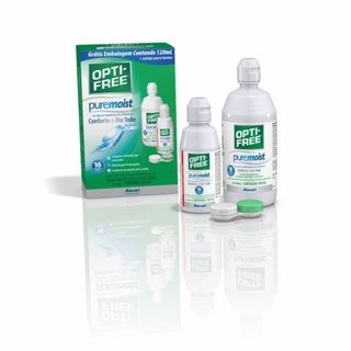 Opti-free Pure Moist 300ml+120 Gratis