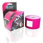Bandagem Elastica Kinesiosport Rosa