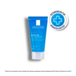 Gel De Limpeza Facial La Roche Posay Effaclar Concentrado 60g